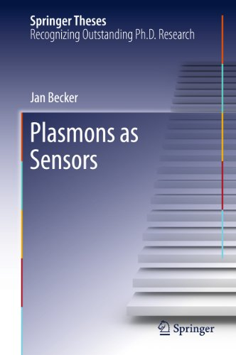 Plasmons As Sensors: 0 (Springer Theses)