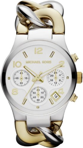 Michael Kors Chain Bracelet Chronograph Ladies