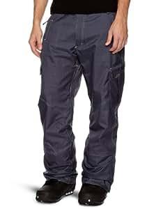 Animal Men's DRIFA Ski Trousers - Mood Indigo, Extra Large