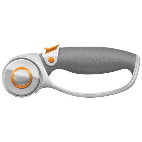 Fiskars 45-Millimeter Titanium Softgrip Comfort Loop Handle Rotary Cutter (Fiskars Titanium Rotary Cutter compare prices)