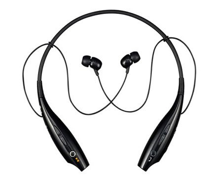 Change Universal Wireless Bluetooth Handsfree Headset Earphone For Iphone Lg (Black)