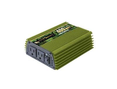 Power Bright ML400-24 400 Watt 24 Volt DC To 110 Volt AC Power Inverter