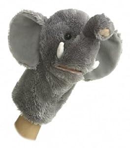 """Aurora World 10"""" Elephant Puppet by Aurora World"""