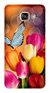 TrilMil Printed Designer Mobile Case Back Cover For Samsung Galaxy A5 (2016)