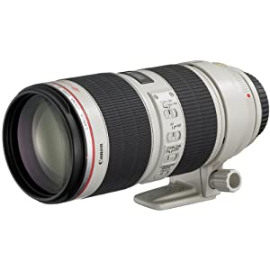 Canon 70-200mm f/2.8L EF IS II Telephoto Zoom Lens USM