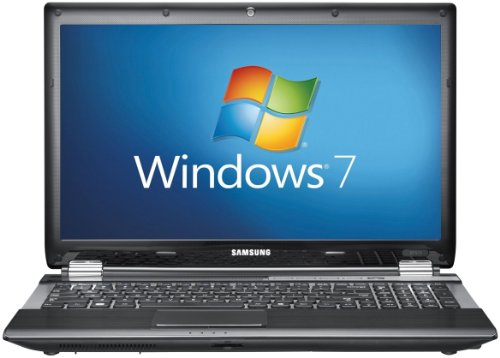 Samsung RF511 15.6 inch Notebook - Black (Intel Core i5 2450M 2.5GHz, RAM 8GB, HDD 1TB, DVD-SM DL, LAN, WLAN, BT, Webcam, Windows 7 Home Premium 64-bit)