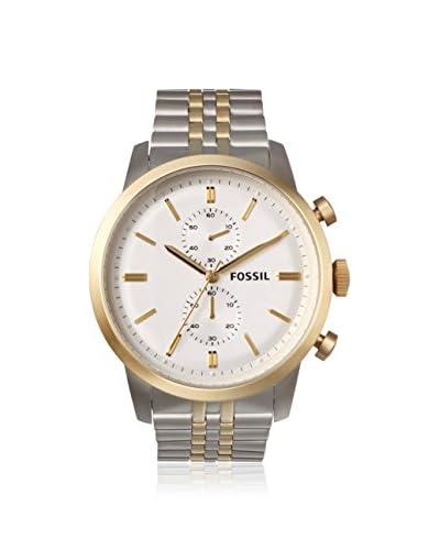 Fossil Men's FS4785 Townsman Two Tone Stainless Steel Watch