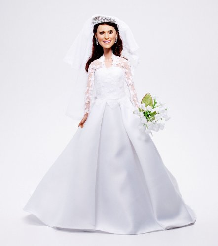 Princess Catherine Wedding Doll | Limited Edition Kate Middleton Bride Collector's Doll