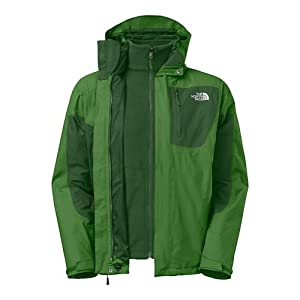 Buy The North Face Exertion Triclimate Mens Insulated Ski Jacket by The North Face