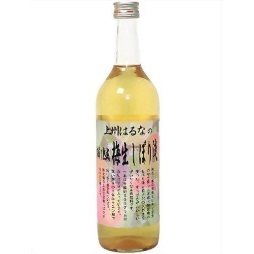 ハービー 木成り熟成 梅生しぼり液 720ml