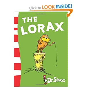 Dr Seuss - Yellow Back Book - The Lorax