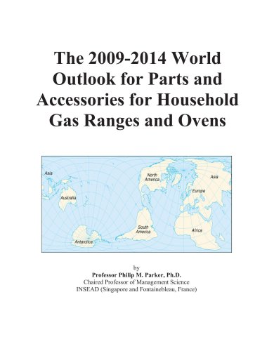 The 2009-2014 World Outlook For Parts And Accessories For Household Gas Ranges And Ovens front-502361