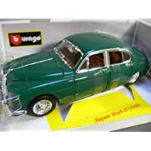 Burago 18-12009 1:18 Jaguar Mark II (1959)