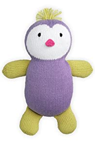 Joobles Organic Stuffed Animal - Icy the Penguin