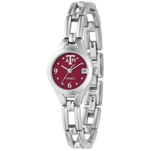 Fossil Watch Texas A&M Aggies Ladies Applied Watch
