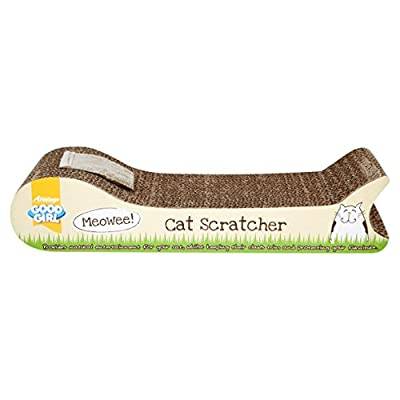 Good Girl Cat To Nature Scratcher Cat Toy