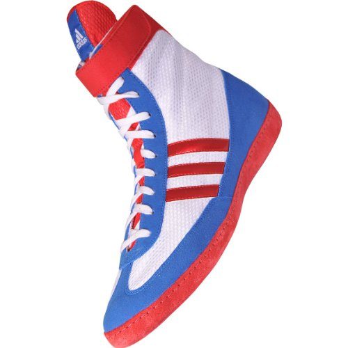 Adidas Combat Speed IV Team GB Wrestling shoes