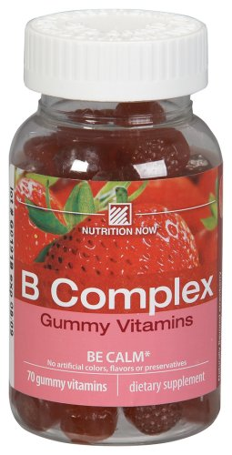Nutrition Now - B Complex Gummy, 70 gummies