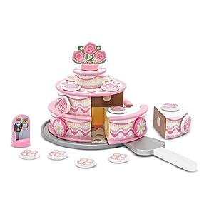Melissa \& Doug 儿童蛋糕玩具
