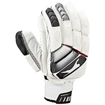 Slazenger Test Batting Glove, Youth (White)