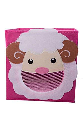Mouton souriant Jouet Pliable Boîte de Rangement et placard de rangement pour enfant
