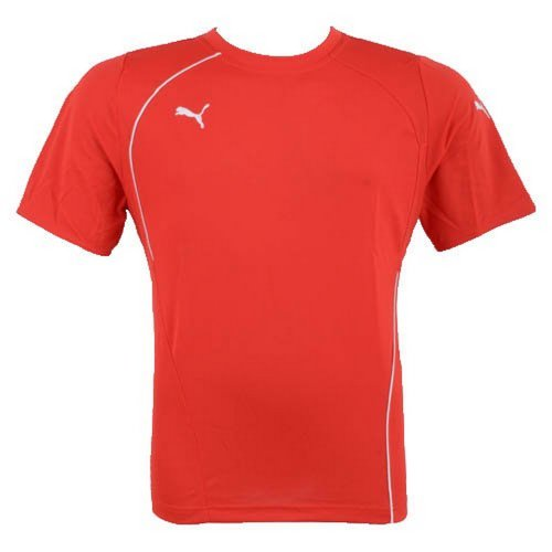 Puma Foundation T-Shirt Größe L 65165801 Rot