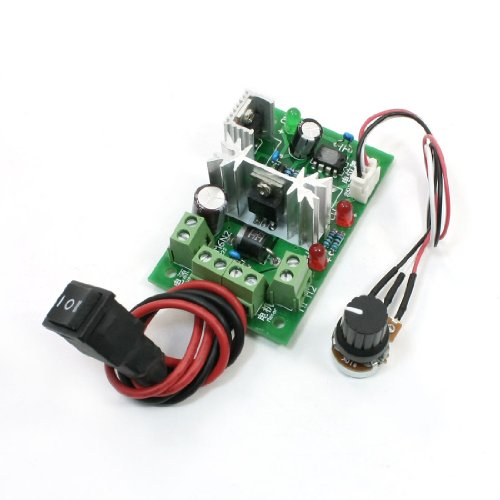 Pwm 120w Dc Motor Speed Controller Module W Switchable