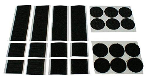 cora-000120673-velcro-adesivo-2-pezzi-25x7-cm-6-pezzi-25-cm-4-pezzo-25x25-cm