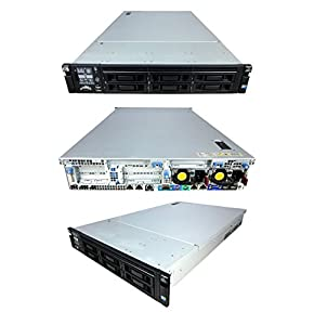 HP ProLiant DL380 G7 2 x 2.66Ghz X5650 Six Core 32GB 8x NEW 900GB 10K SAS SED (Certified Refurbished)