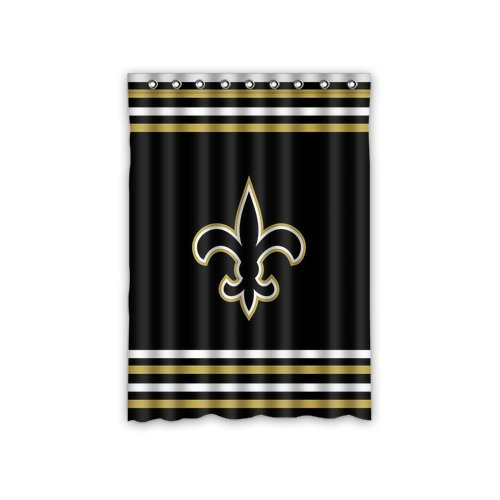 Saints Drapes, New Orleans Saints Drapes, Saints Drapes