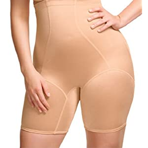 elomi Curve Thigh Shaper Brief (EL8118) M/Nude
