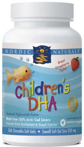 Nordic Naturals - Children's Dha, 360 softgels