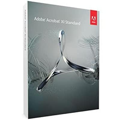 ADOBE Acrobat v.XI Standard - Complete Product - 1 User / 65196809 /