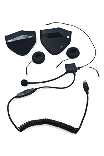 Imc Motorcom Hs-H170P Headset For Harley Davidson Half Helmets