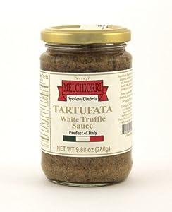 Melchiorri Tartufata White Truffle Sauce - 9.88 oz