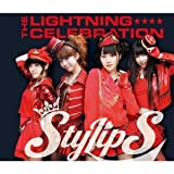 StylipS「THE LIGHTNING CELEBRATION【初回限定盤A】(Blu-ray Disc付)」