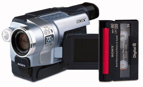 Sony DCR-TRV355 Digital8 Camcorder