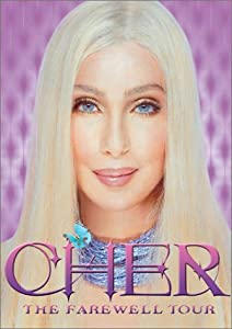 DVD-Cher The Farewell Tour