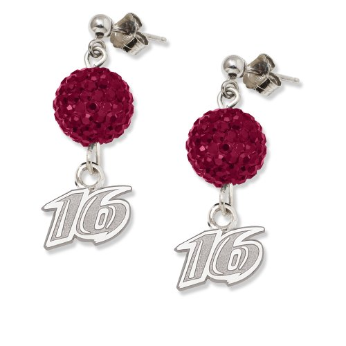 NASCAR Greg Biffle LogoArt Ovation Earrings