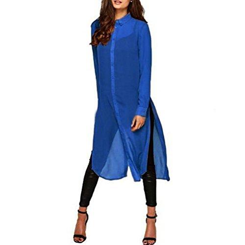 Women-Dress-Misaky-Top-Long-Sleeve-Chiffon-Plus-Size-Shirt-Blouse