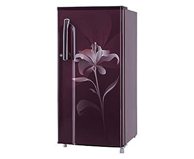 LG GL-B205KSLN Direct-cool Refrigerator (190 Ltrs,Scarlet Lily)