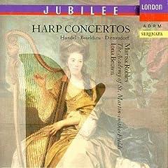 (классческая музыка) Harp Concertos Handel, Boieldieu, Dittersdorf, Beethoven/Концерты для арфы с оркестром Гендель, Буалдье, Диттерсдорф, Бетховен- 1990, MP3, 212-234
