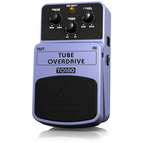 Behringer To100 Tube Overdrive (Guitar / Bass / Keyboard)