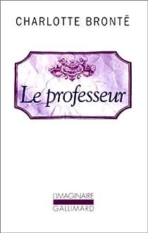 Le professeur par Brontë