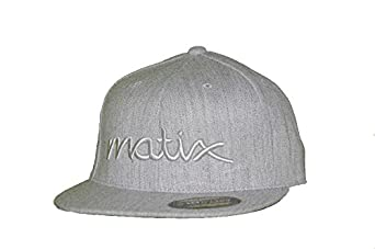Matix - Casquette Stappes - Heather Grey - S/M