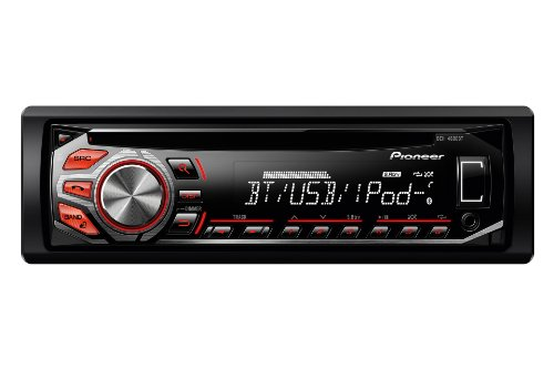 Pioneer DEH-4600BT RDS Tuner with Bluetooth Black Friday & Cyber Monday 2014