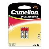 """Camelion Lady-Batterie CAMELION Plus Alkaline, 1,5V, Typ LR1, 2er-Blistervon """"Camelion"""""""