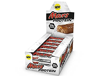 Mars - Protein Riegel, Box je 18 Riegel