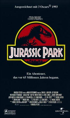 Jurassic Park [VHS]