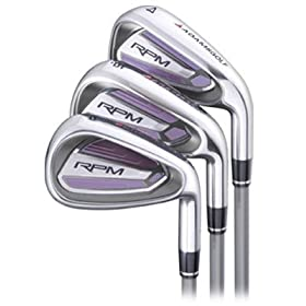 Adams Golf 2009 2009 Womens RPM 09 Iron Set